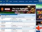 Marathonbet Screenshot Main Site