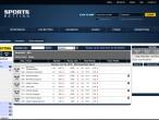 SportsBetting Screenshot Basketball Section