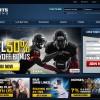 SportsBetting Screenshot Main Site