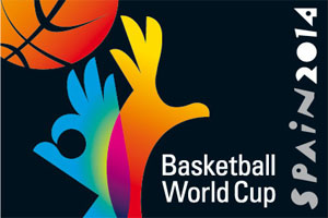 2014 Fiba Basketball World Cup Logo