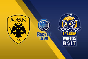 AEK Athens vs. Lavrio