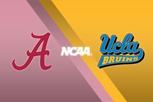 Alabama Crimson Tide vs. UCLA Bruins
