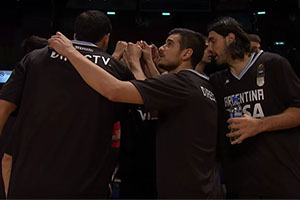 Argentinean National Basketball Team