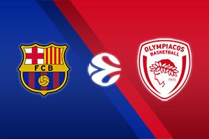 Barcelona vs Olympiacos Piraeus