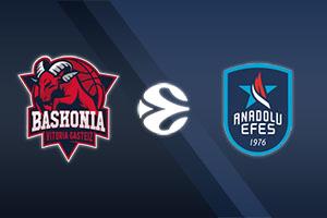 Baskonia vs. Anadolu Efes