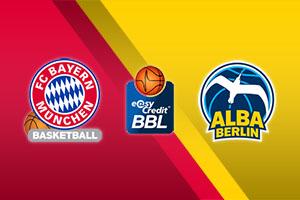Bayern Munich vs. Alba Berlin