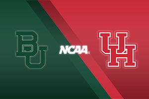 Baylor Bears vs. Houston Cougars