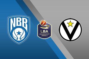 Brindisi vs. Virtus Bologna - Lega A