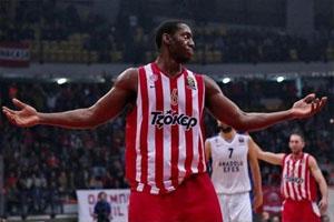 Bryant Dunston - Olympiacos Piraeus