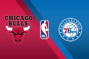 Chicago Bulls vs. Philadelphia 76ers