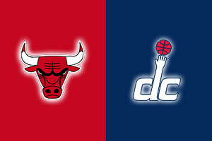 NBA Preseason - Chicago vs Washington
