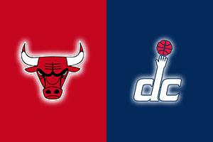 NBA Preseason - Chicago vs Washington