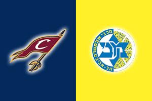NBA Pre-Season - Cleveland vs Tel Aviv