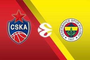 CSKA Moskow vs. Fenerbahce