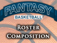 Daily Fantasy Basketball - Roster Composition
