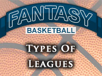 Daily Fantasy Basketball - Types Of Leagues
