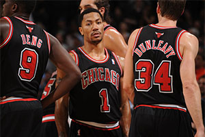 Derrick Rose Injury Torn Right Meniscus