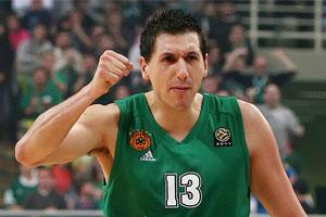 Dimitris Diamantidis Euroleague MVP