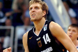 Dirk Nowitzki - Germany