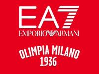 EA7 Emporio Armani Milano Logo