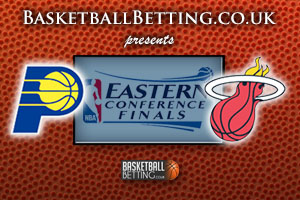 Eastern Conference Finals - Pacers vs Heat