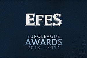 Efes Euroleague Awards 2013-2014