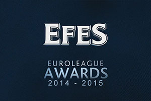 Efes Euroleague Awards 2014-2015