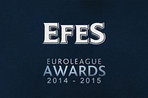 Efes Euroleague Awards 2014-2015