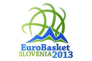 EuroBasket 2013 Slovenia Logo
