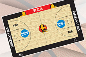 EuroBasket 2015 Berlin Court