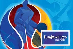 EuroBasket 2015 - Lille, France