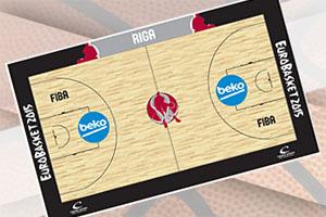 EuroBasket 2015 Riga Court