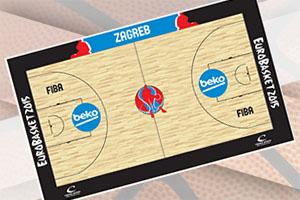 EuroBasket 2015 Zagreb Court