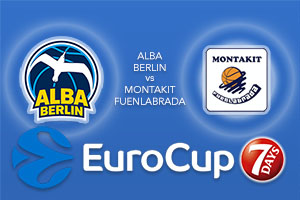 Bet on ALBA Berlin v Montakit Fuenlabrada - Eurocup Betting Tips