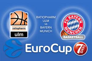 ratiopharm Ulm v Bayern Munich
