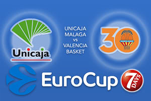 Unicaja Malaga v Valencia Basket