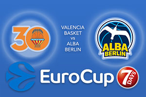 Valencia Basket v ALBA Berlin