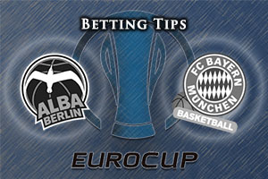 ALBA Berlin v Bayern Munich Betting Tips