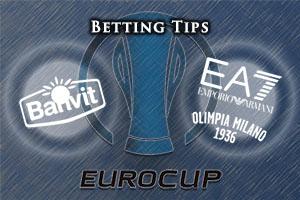Banvit Bandirma v EA7 Emporio Armani Milan Betting Tips