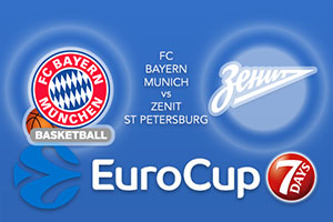 FC Bayern Munich v Zenit St Petersburg - Eurocup Betting Tips