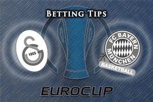 Galatasaray Odeabank Istanbul v FC Bayern Munich Betting Tips