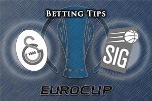 Galatasaray Odeabank Istanbul v Strasbourg - Betting Tips