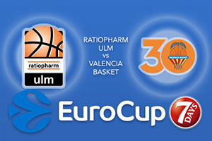 ratiopharm Ulm v Valencia Basket - Eurocup Betting Tips