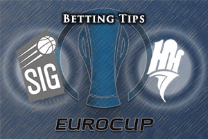 SIG Strasbourg v Nizhny Novgorod Betting Tips