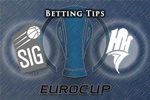 SIG Strasbourg v Nizhny Novgorod Betting Tips
