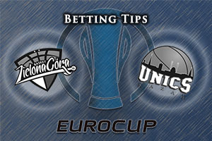 Stelmet Zielona Gora v Unics Kazan Betting Tips