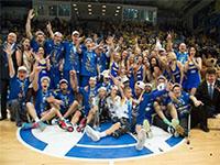 Eurocup Winners 2015 - Khimki Moscow Region