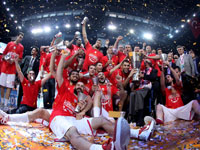 Euroleague 2012 Champions