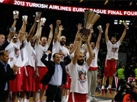 Euroleague 2013 Champions
