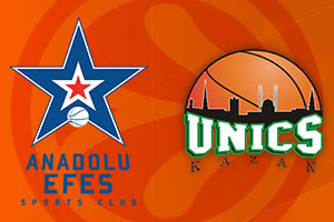 Euroleague Round One - Anadolu Efes v Unics Kazan Betting Tips